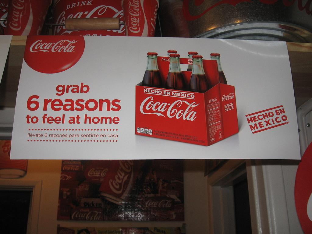 Los Gringos Deben Estar Locos Pagan Hasta El Doble Por Una Coca Cola Mexicana Estacablog Com